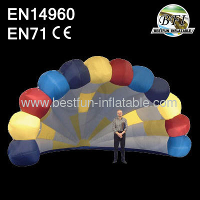 PVC Inflatable Shell Tent