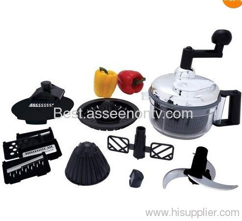 Multi-functional food processor Kithen food slicer