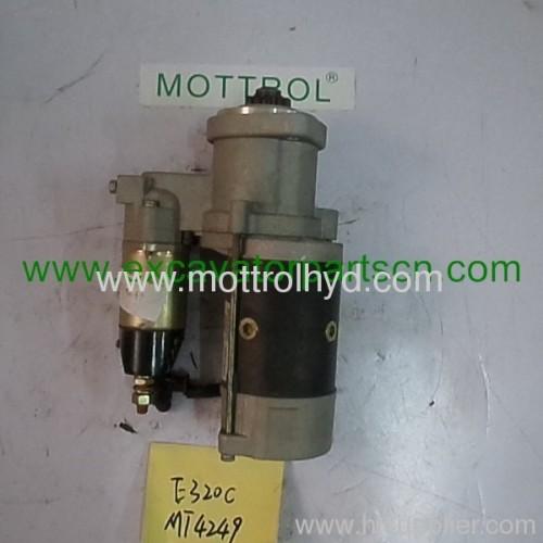 E320 starter motor pressure switch