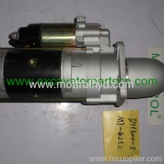 DH300-5 starter motor pressure switch