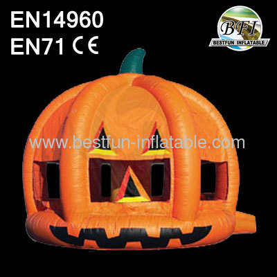 Inflatable Pumkin Bounce House