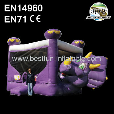 Inflatable Dino Bounce House