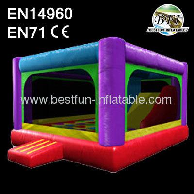 Inflatable Mini Bounce Combo