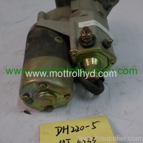 EX200-6 starter motor pressure switch