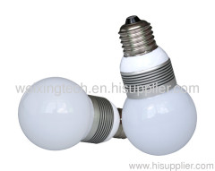 3W LED high power bulbs