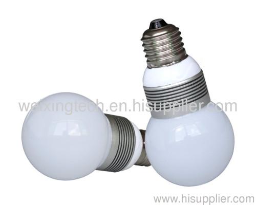 3W LED high power bulbs