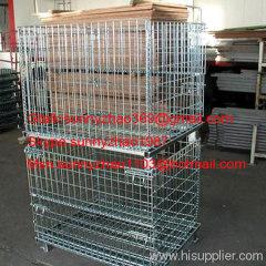 Wire Mesh Storage Baskets