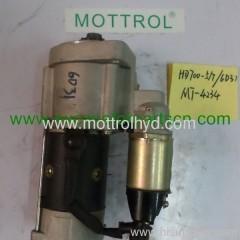 HD700-5 6D31 M2T7838 starter motor