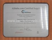 Alibaba.com Certified Supplier