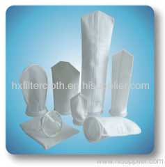 Micron liquid filter bag for industry