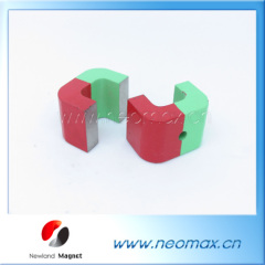 U shaped AlNiCo magnet for sale