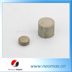 permanent Smco magnet disc