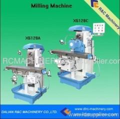X61 SERIES HORIZONTAL MILLING MACHINE