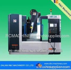 VS1265/1585 Five Axis Simultaneous Machine Center