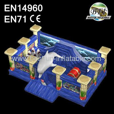 Inflatable Atlantis Bouncer Park