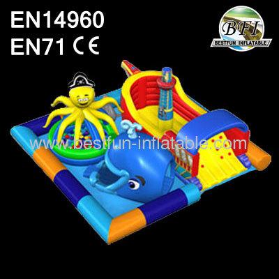 Sea World Inflatable Wonderland