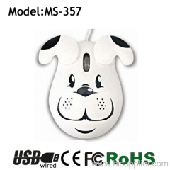 Catoon promotional wired animal dog mouse