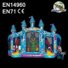 2014 Commercial Inflatable Castle Fun Centre