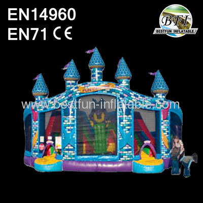 Inflatable Castle Fun Centre