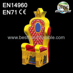 CEC Throne For Advertising