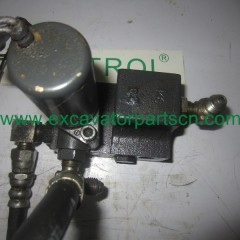 PC200-6 6D102 SINGLE SOLENOID VALVE