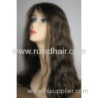 Brazilian remy hair front lace wigs