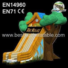 PVC Inflatable Tree House