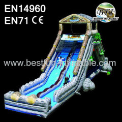 Best Inflatable Log Slide