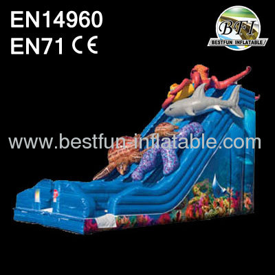 Hot Sale Inflatable Ocean Slide