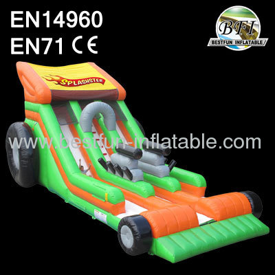 Commercial Inflatable Car Slide