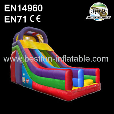 2014 Hot Sale Inflatable Mini Slide
