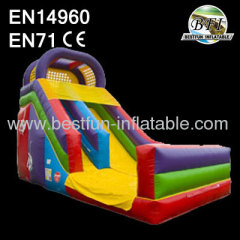 Colorful Inflatable Mini Slide
