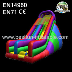 22' Inflatable Dry Slide