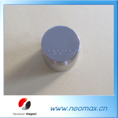Sintered Neodymium Disc Magnets