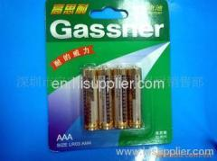 chinese brand alkaline battery manufacturer