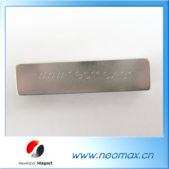 Bar Sintered Neodymium magnet