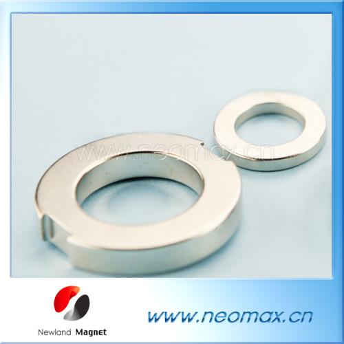 NdFeB Ring Shaped Magnet