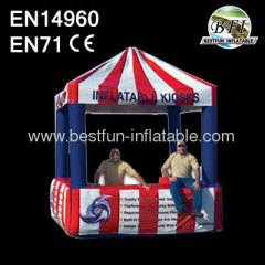 Inflatable Kiosk Sale Tent