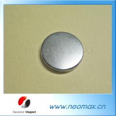 round permanent neodymium magnets