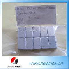 n42 rectangular neodymium magnets for sale