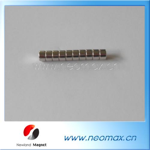 D5x3mm permannent neodymium magnets