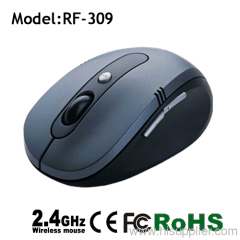 top hot model 2.4GHz wireless drivers usb 5d optical mouse