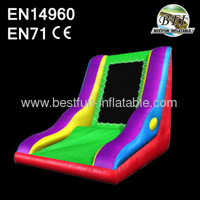 Inflatable Sticky Wall Sport