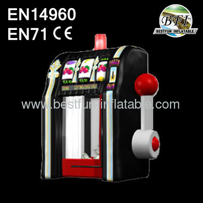 Funny Inflatable Game Slot Machine