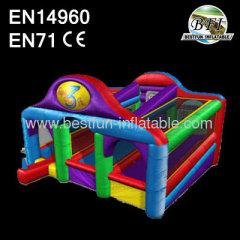 Sports Inflatable Wacky Triple