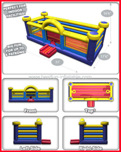2013 New Inflatable Basketball Bouncer