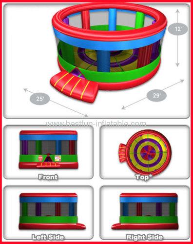2013 New Wacky Inflatable Coliseum