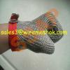 cut resistant metal mesh gloves