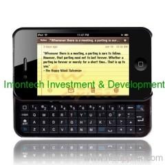 Mini Bluetooth Wireless Keyboard