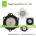 Pulse jet diaphragm valve